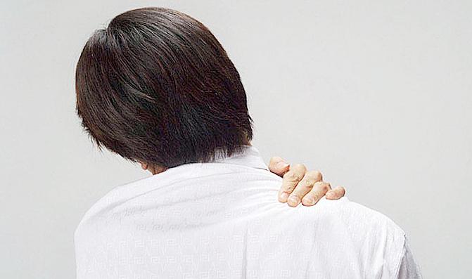 むち打ち症の診断について